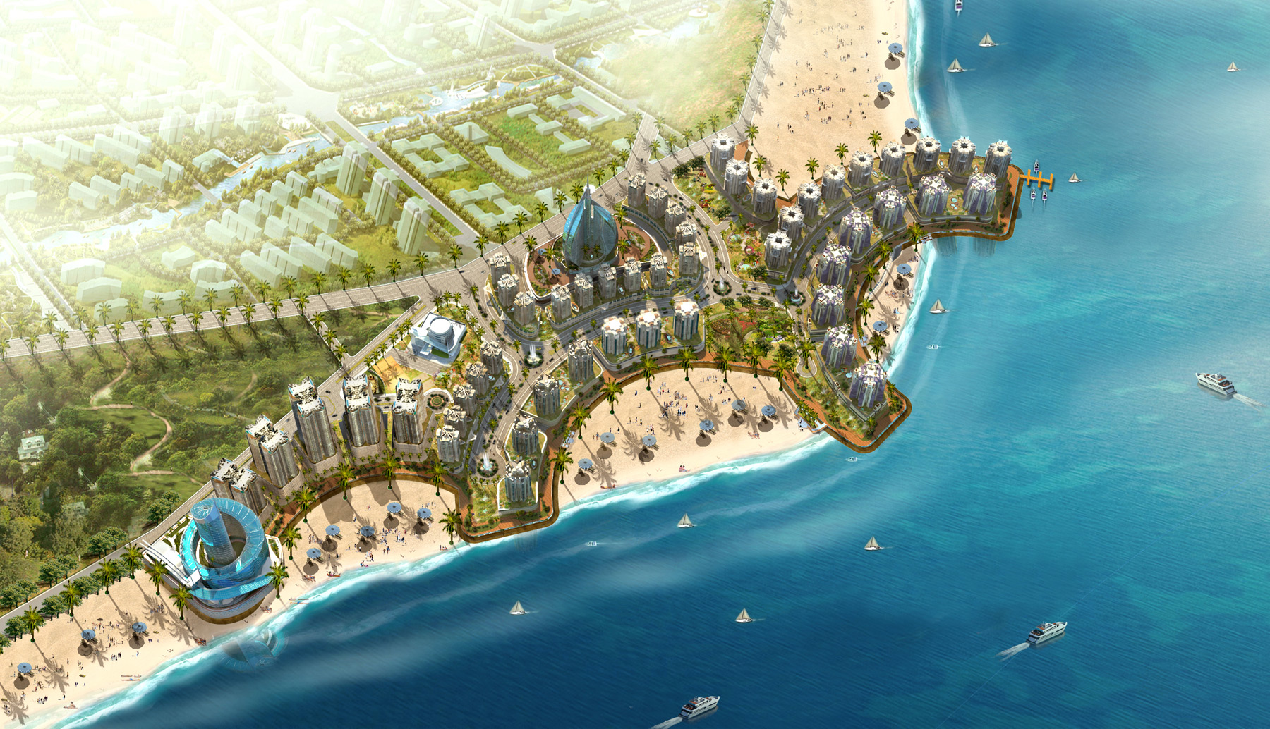 Emaar crescent bay